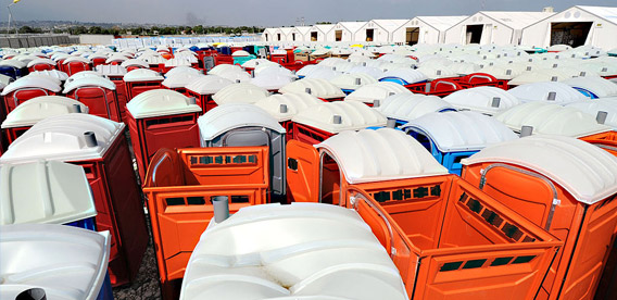 Champion Portable Toilets in Redlands, CA